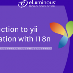 Introduction to yii localization with I18n